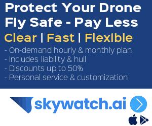 Skywatch.ai Drone Insurance on-demand
