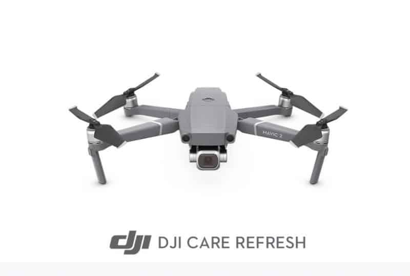 DJI Care Refresh for DJI camera drones