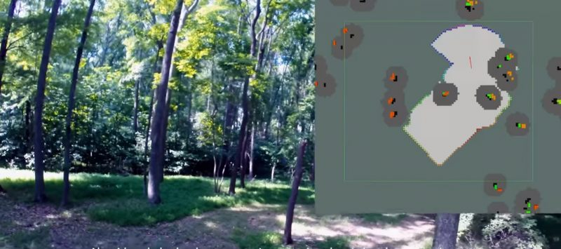 MIT Drone mapping