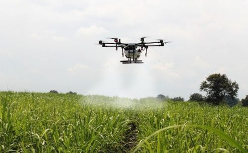 agricultural drone industry is growing