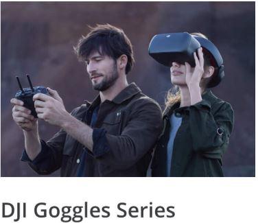 DJI goggles series