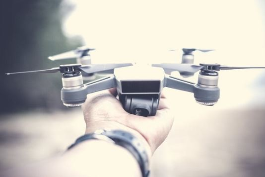 Ag drone market new report