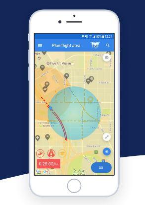SkyWatch.AI Google Maps